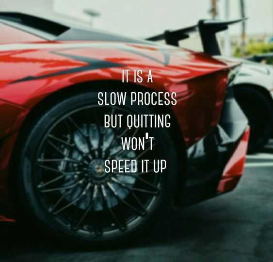 Quotes on giving up