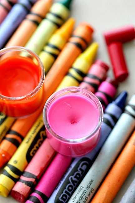 Crayon Diy Crafts - Lip Gloss