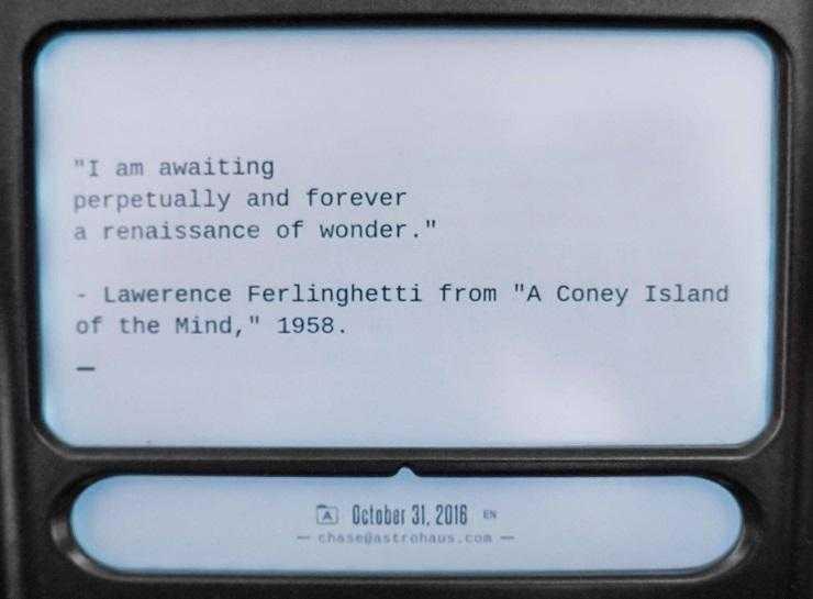 Freewrite - Wireless Typewriter