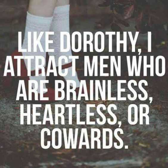 Funny Quotes about Life - dorothy
