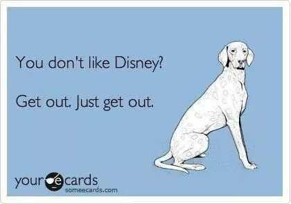 disney memes funny - don't like disney