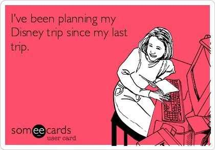 disney memes funny - planning disney trip