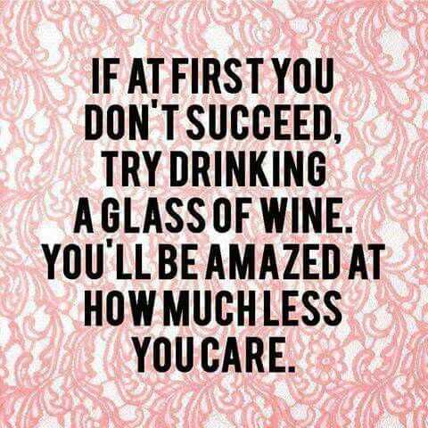 Funny Quotes about Life - wine