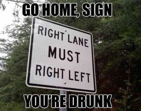 funny signs - sign
