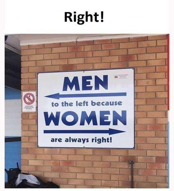 funny signs - washroom