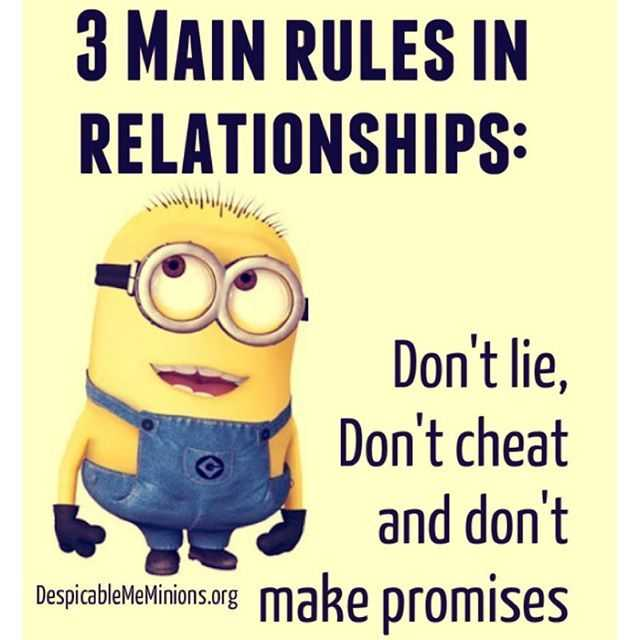 Great Minion Quotes - relationships