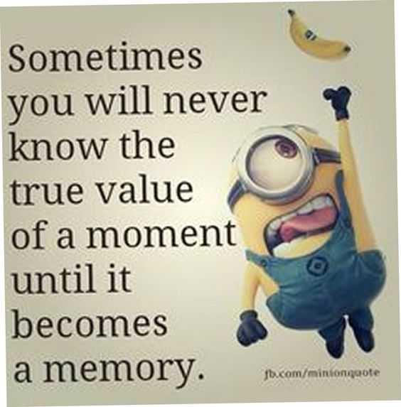 Funny Minion New Quotes