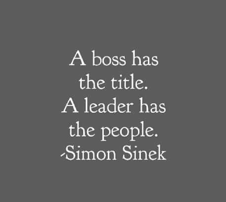 New Inspirational Quotes - boss