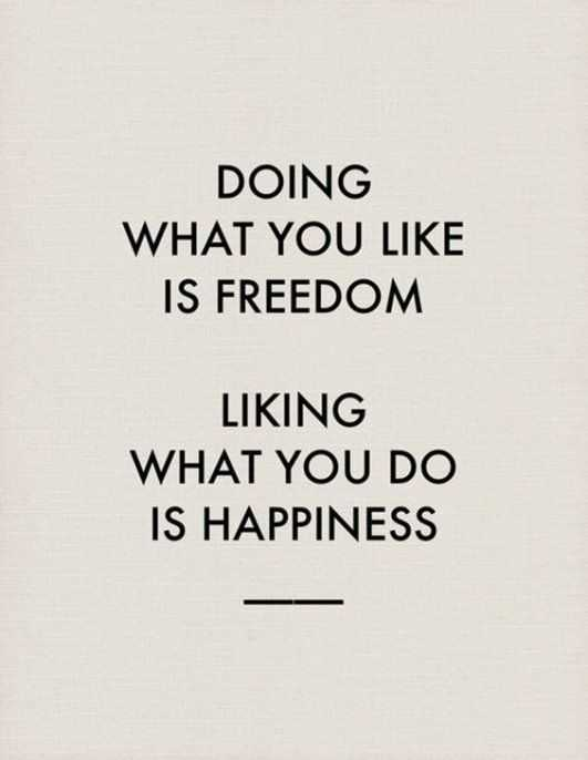 great inspirational quotes for life - freedom