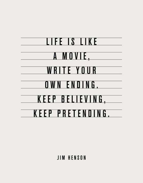 great inspirational quotes for life - life movie