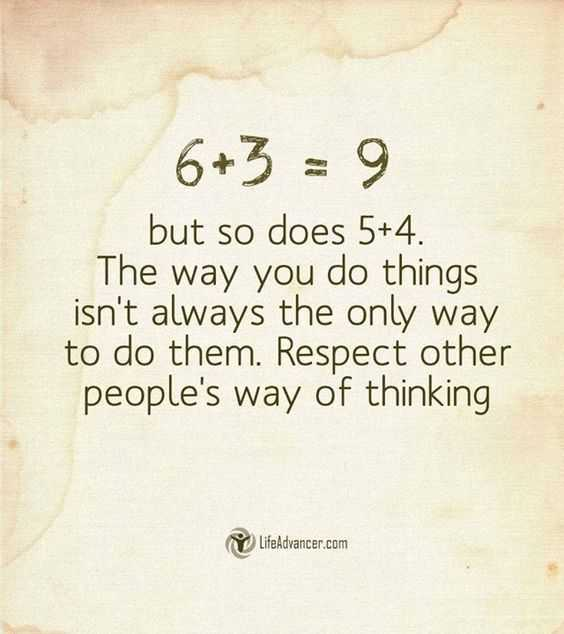 New inspirational quote about life - more than 1 way