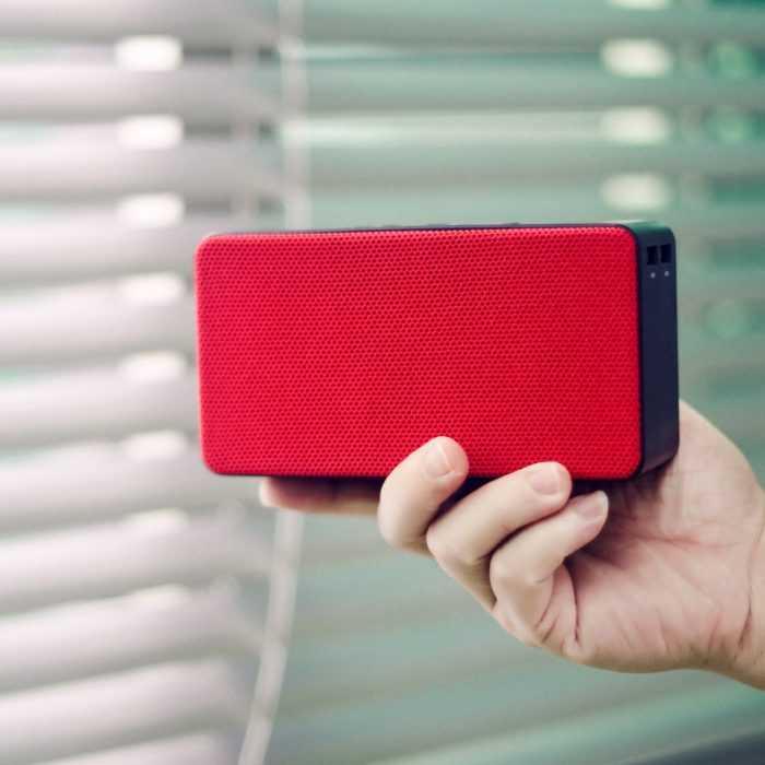 solar power bluetooth speaker