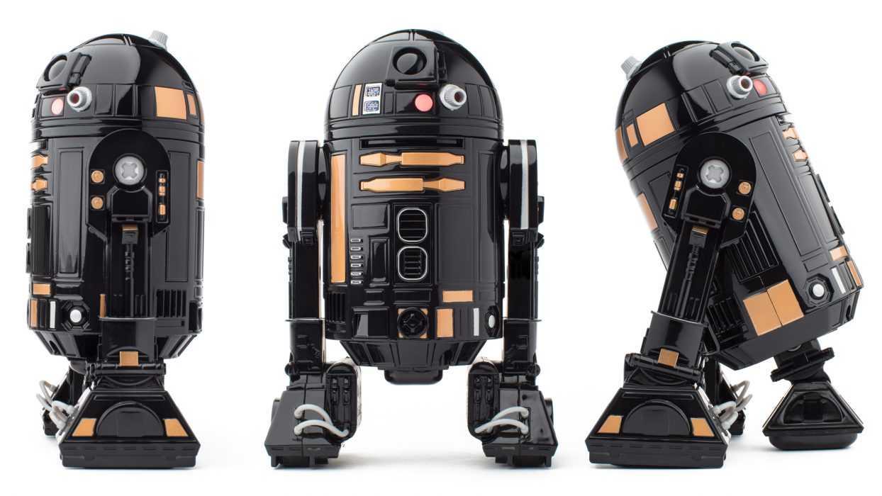 R2-Q5 Sphero - Dark Side Droid