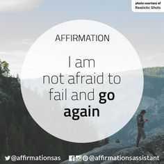 Positive Affirmations Quotes - Failure