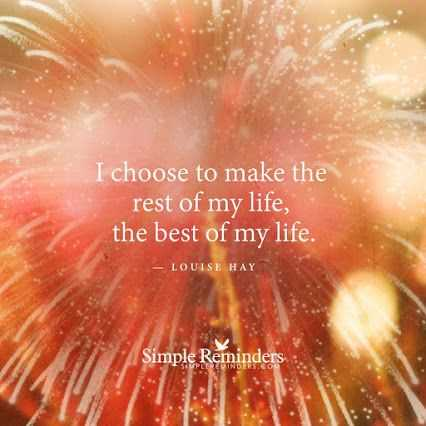 Positive Affirmations Quotes - Choosing
