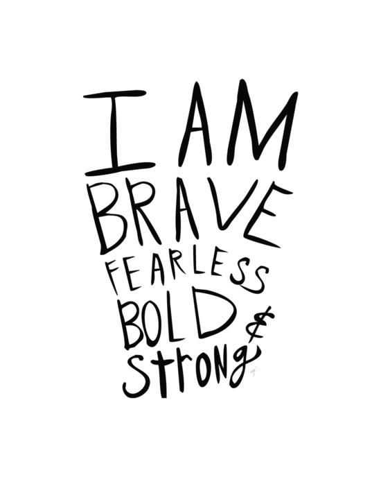 Positive Affirmations Quotes - Strength