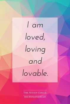 Positive Affirmations Quotes - Love