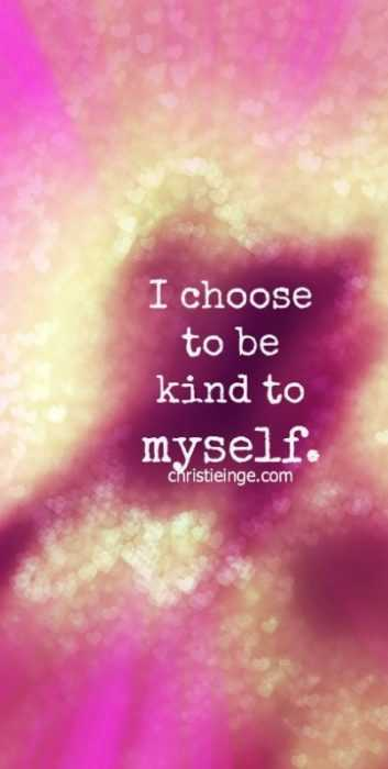 Positive Affirmation Quotes - Kindness