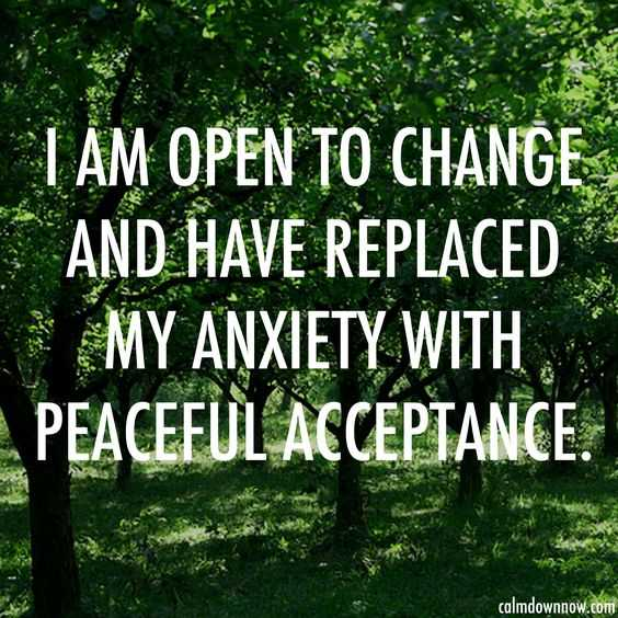 Positive Affirmation Quote - Change