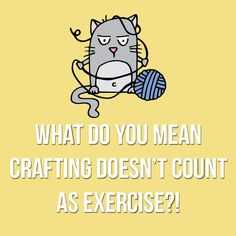 funny Crafting Memes - work it ... out
