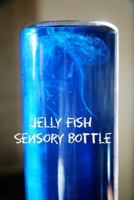 Sensory Bottles Home Made