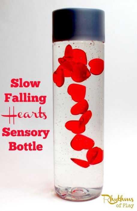 Sensory Bottles Ideas