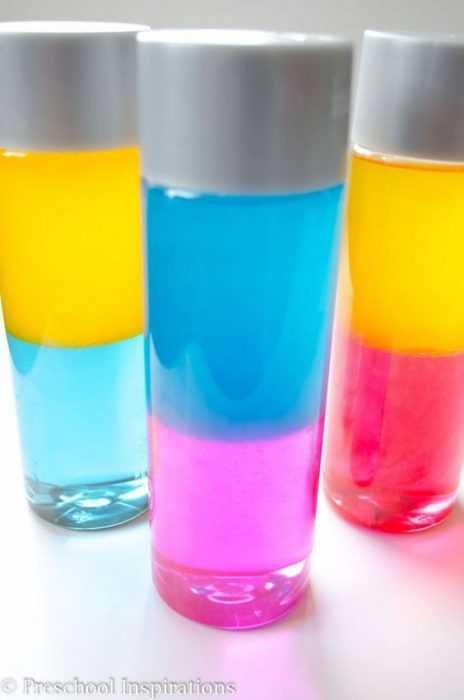 Ideas For Sensory Bottles