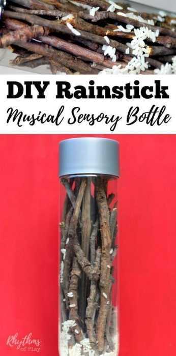 Sensory Bottles Musical