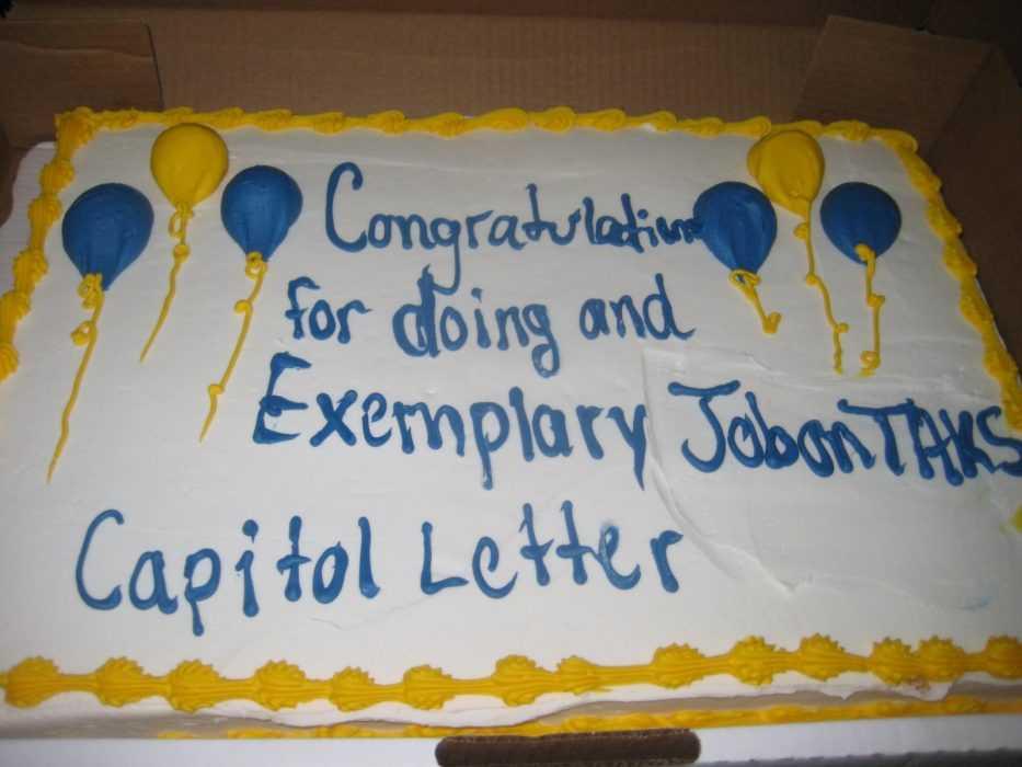 Funny cake fail - capitol