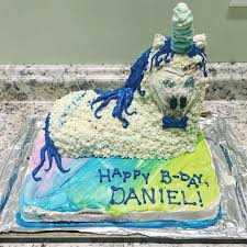 Funny cake fail -  unicorn