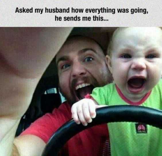 Funny Kid Pictures - chaos