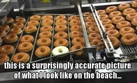 Funny Lol Pictures - Glazed Donut