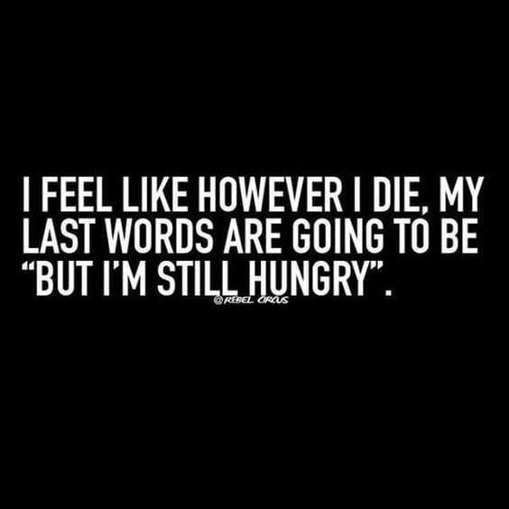 Funny Quotes And Sayings About Life - Last Words