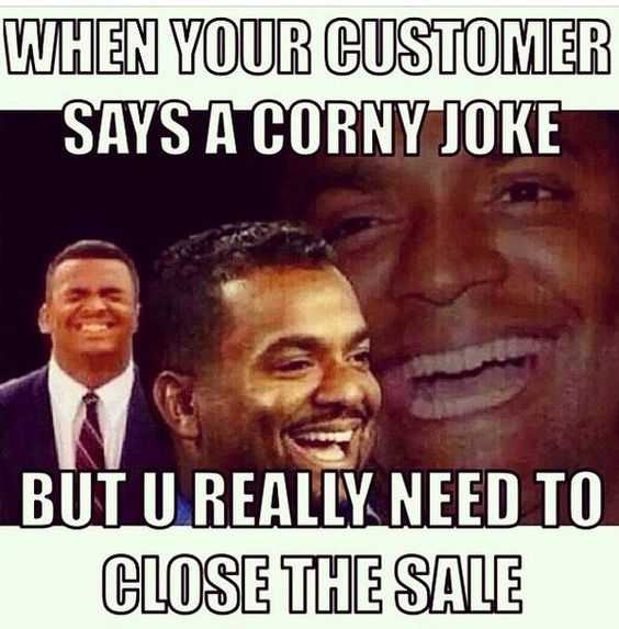 Funny Retail Worker Images - corny jokes