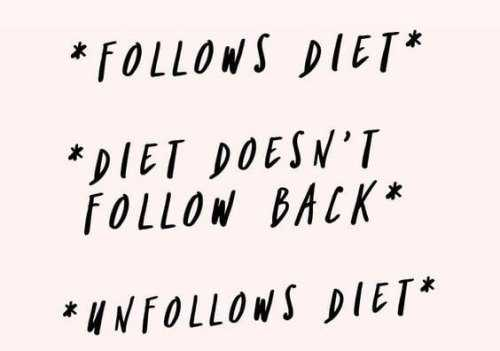 Short Snappy Funny Quotes - diet
