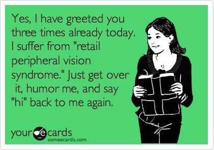 Funny Retail Worker Images - hi