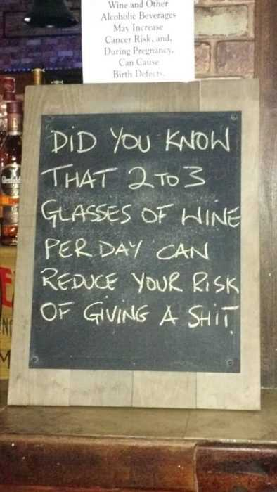 Funny Store Signs - Truth