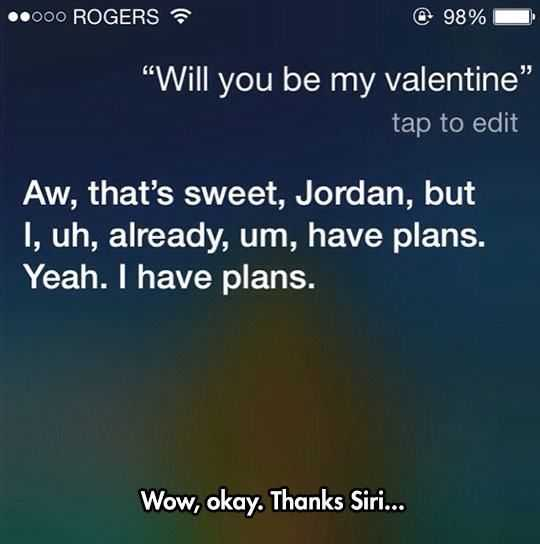 Hilarious Funny Pictures - Siri Diss