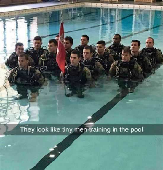 Funny Lol Pictures - Training