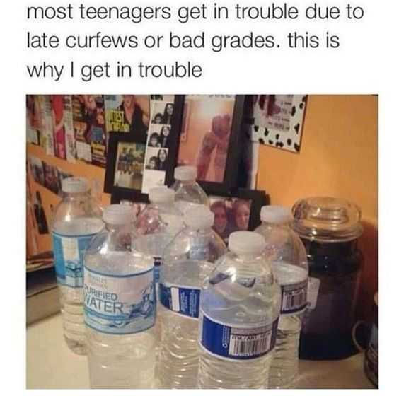 Funny Lol Pictures - Teenage Trouble