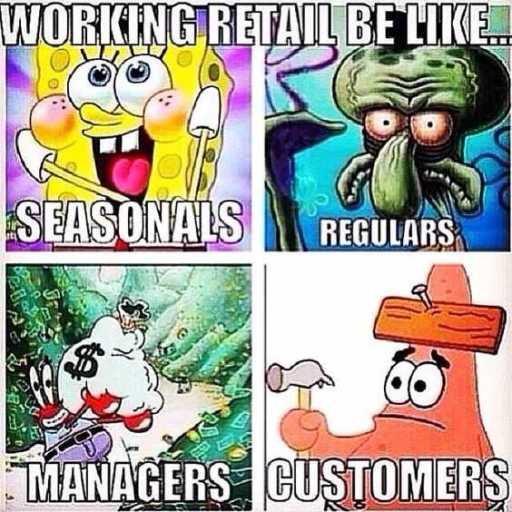 Funny Retail Worker Images - working