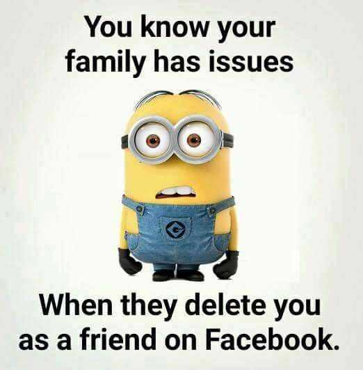 Minion Wisdom Quotes - Family