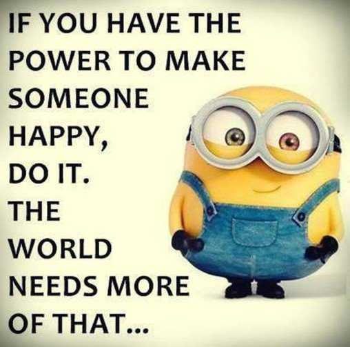 Funny Minion Quotes - Power