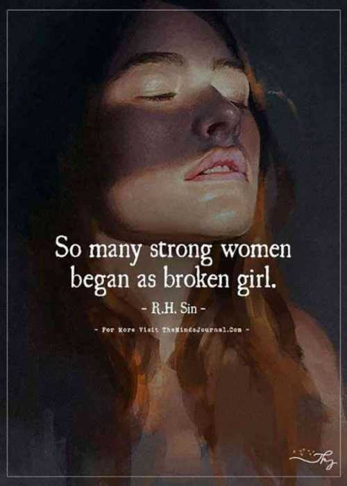 Wonderful Quotes - strong women