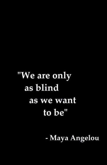 Soulful Quotes - blindness