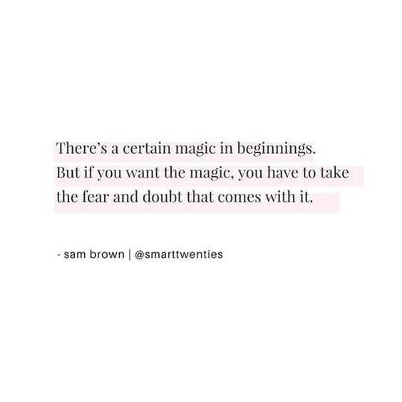 Inspiring and Motivational Quotes - magic