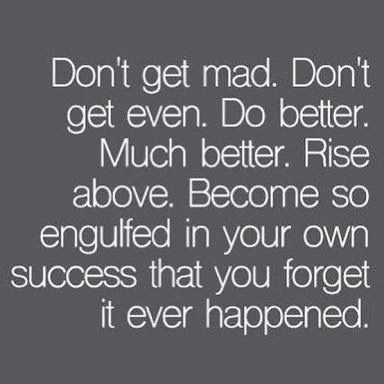 Amazing And Inspirational Quotes - Getting Mad