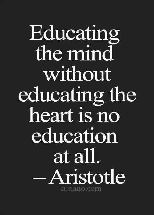 Inspiring and Motivational Quotes - educating