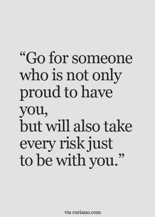 Inspiring and Motivational Quotes - risk