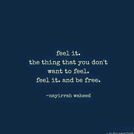 Soulful quotes - feel it